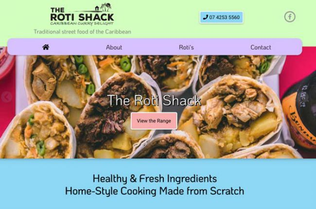 The Roti Shack
