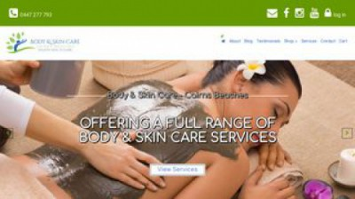 Body & Skin Care Cairns Beaches