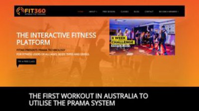 Fit 360 Interactive Training