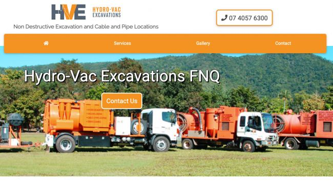Hydro-Vac Excavations FNQ