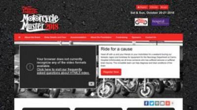 Wayne Leonard's Motorcycle Muster